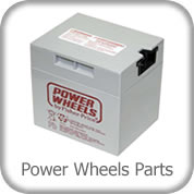 Power wheels parts