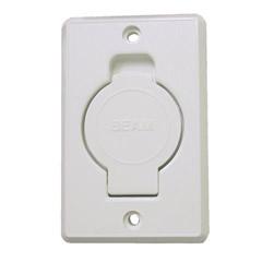 Beam Central Vac 015230 Plastic Inlet Valve With Screws