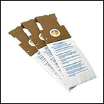 General Electric 106605 GE-1 Vacuum Bags - 3 pack