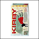 Kirby Vacuum Bags Style 2 For Heritage 1HD, - 3 pack #19068103