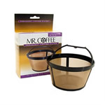 Mr. Coffee GTF2 Permanent Round Coffee Filter