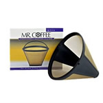 Mr. Coffee GTF3 Permanent Cone Coffee Filter