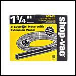 Shop Vac 905-12 Hose Kit with Wand - 1 1/4 inch