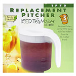 Mr. Coffee TP70 3 Quart Pitcher
